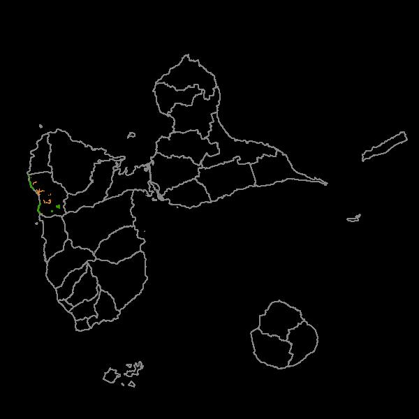 Plan Local d'Urbanisme de POINTE-NOIRE - Prescriptions