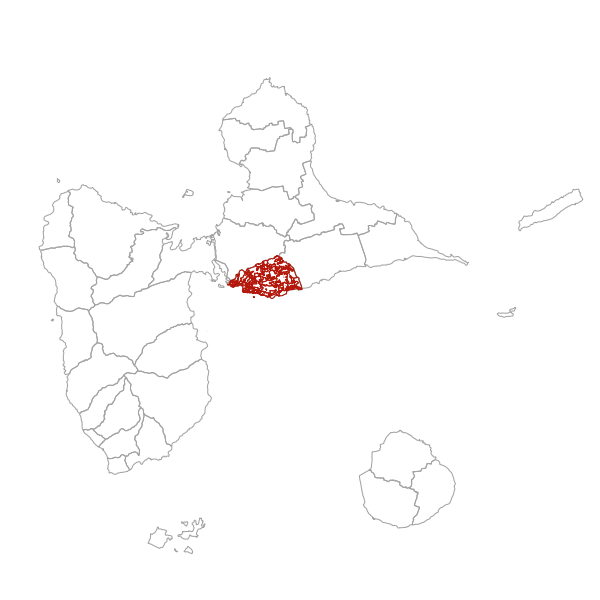 Plan Local d'Urbanisme de LE GOSIER - Zonage