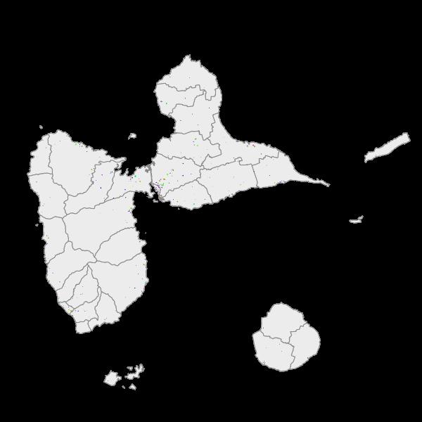Etablissements scolaires de Guadeloupe