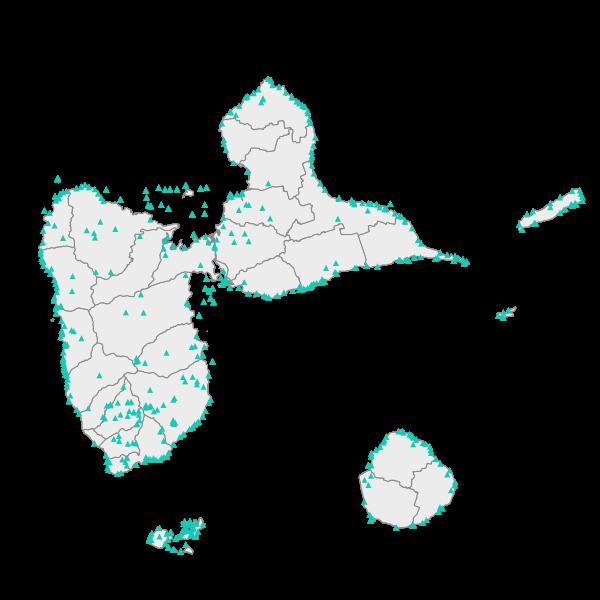 BDTOPO® 2019 - Détail hydrographique