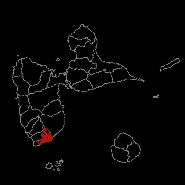 Plan Local d'Urbanisme de TROIS-RIVIERES - Zonage
