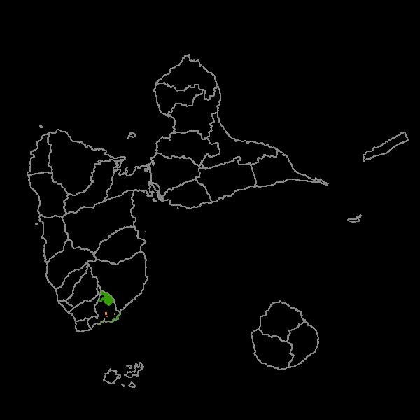 Plan Local d'Urbanisme de TROIS-RIVIERES - Prescriptions surfaciques