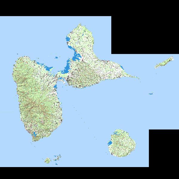 Domaine protégé du Conservatoire du littoral