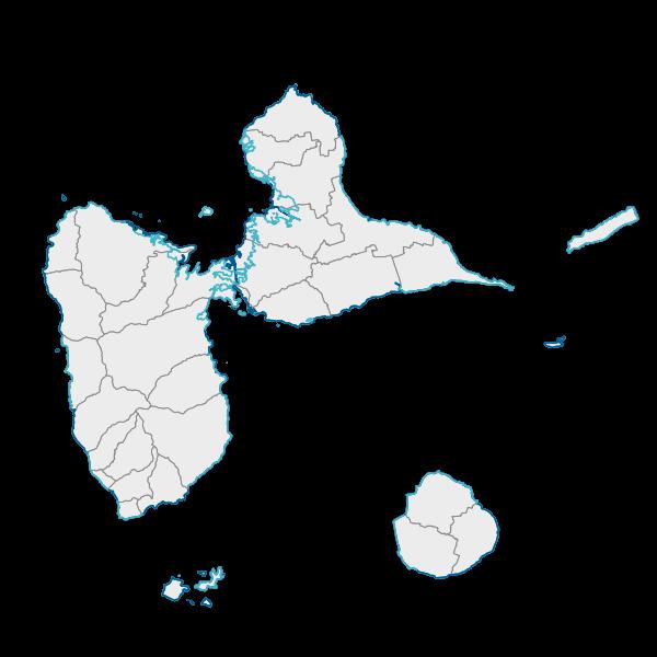 BDTOPO® 2019 - Limite Terre / Mer