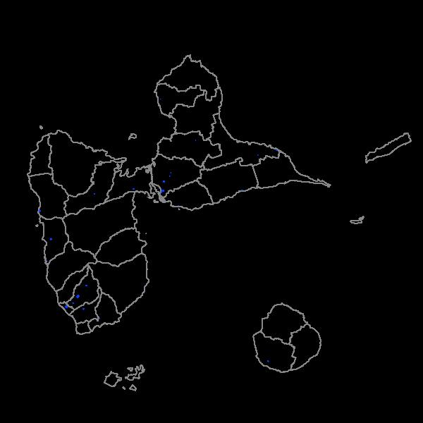 Etablissement d'Hébergement pour Personnes Agées Dépendantes (EHPAD) en Guadeloupe