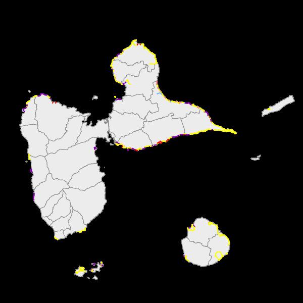 Sentier du Littoral Guadeloupe