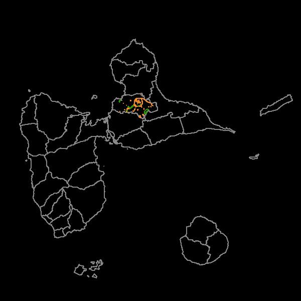 Plan Local d'Urbanisme de MORNE-A-L'EAU - Prescriptions surfaciques