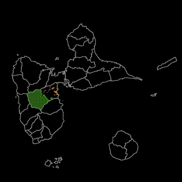 Plan Local d'Urbanisme de la commune de PETIT-BOURG - Prescriptions