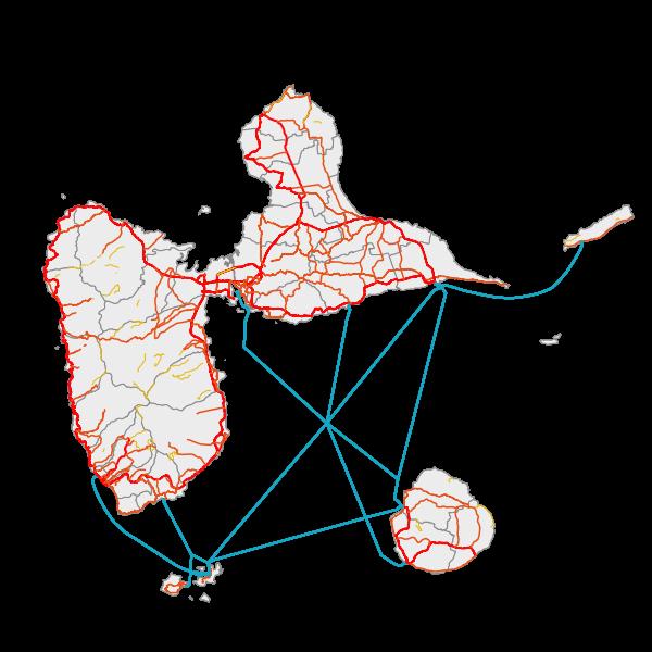 BDTOPO® 2019 - Route nommée