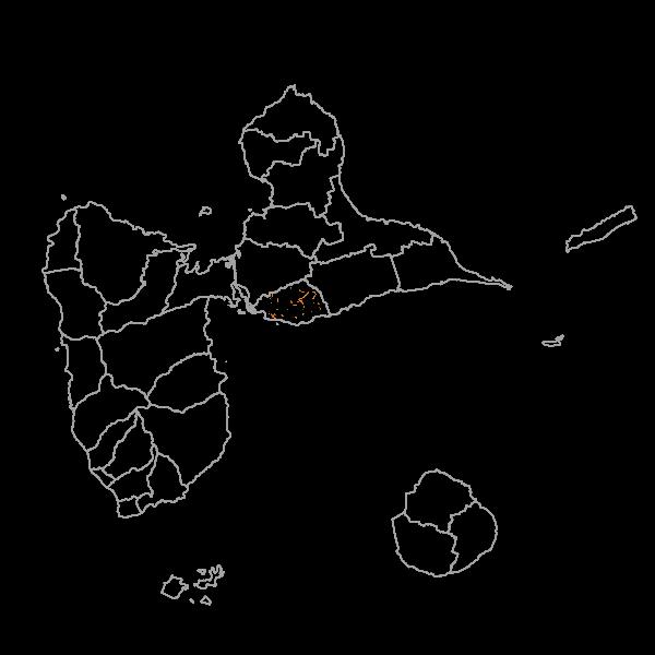 Plan Local d'Urbanisme de LE GOSIER - Prescriptions surfaciques