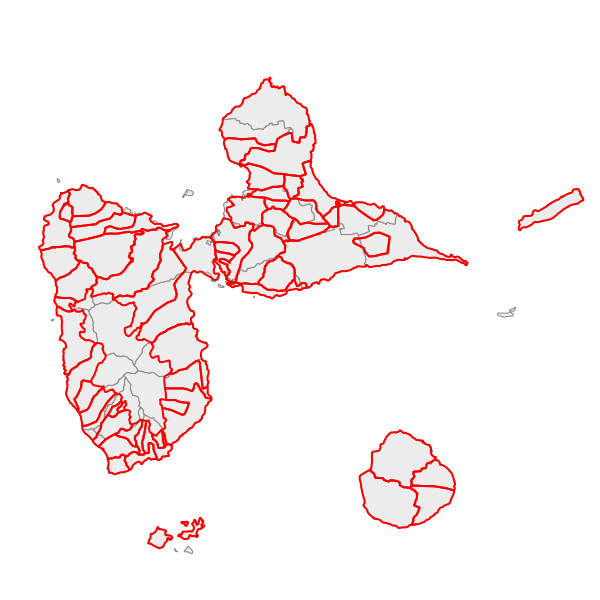 Unité de Distribution d'Eau potable (UDE)
