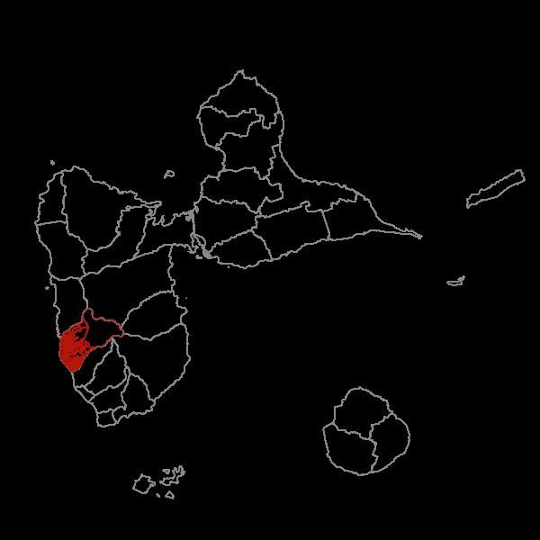 Plan Local d'Urbanisme de VIEUX-HABITANTS - Zonage