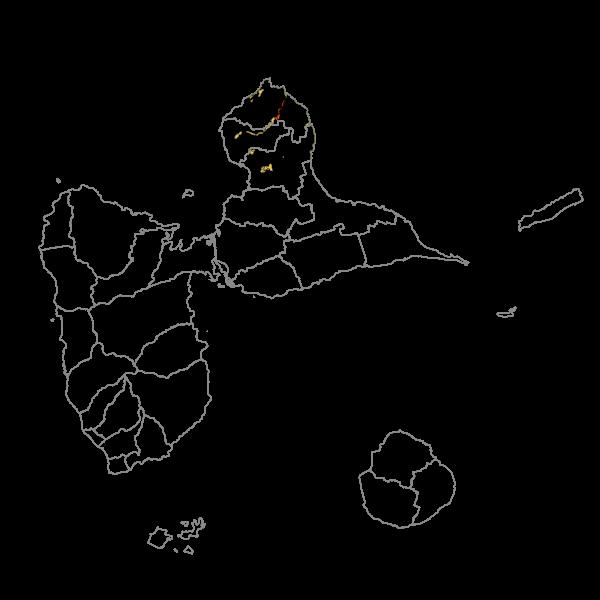 Réserve Biologique Dirigée du Nord de la Grande Terre (RBD-NGT)