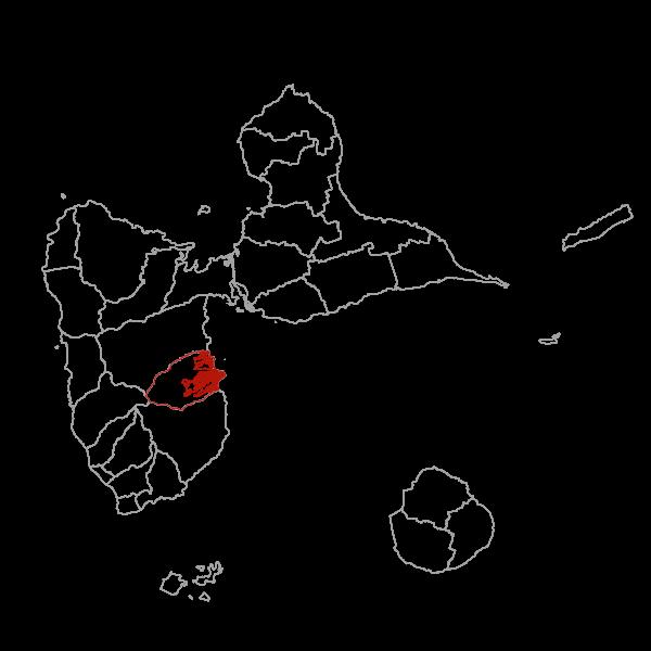 Plan Local d'Urbanisme de GOYAVE - Zonage