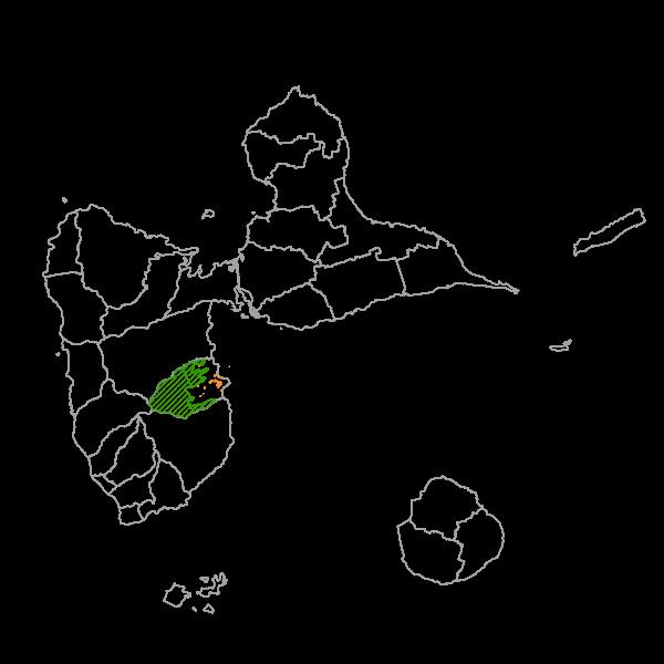Plan Local d'Urbanisme de GOYAVE - Prescriptions surfaciques