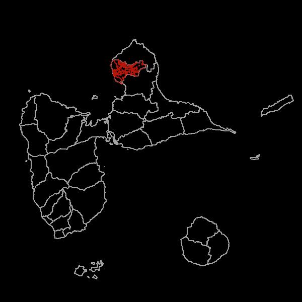Plan Local d'Urbanisme de PORT-LOUIS - Zonage